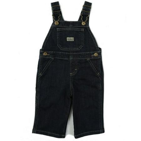 e278cea9d63c Wrangler - Newborn Baby Boy Overall - Walmart.com