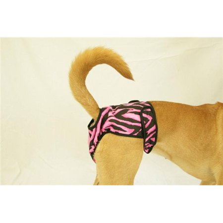 Seasonals 41102TGR Washable Female Dog Diaper, Tiger - Fits Toy - image 1 of 1