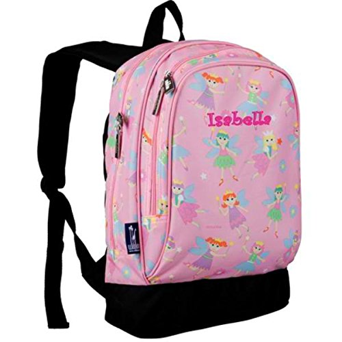 Personalized Classic Backpack (Pink Fairy Princess)