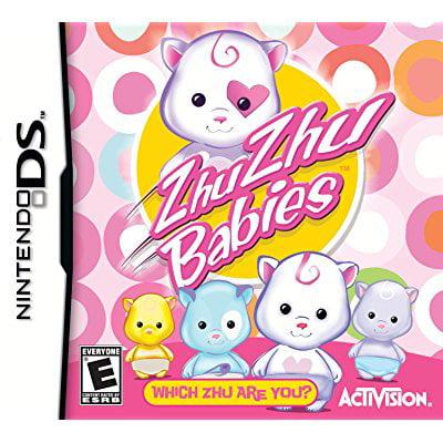 Zhu Zhu Babies - Nintendo DS ()