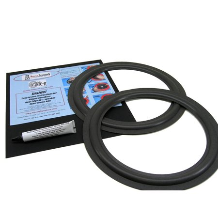 "Pioneer Speaker Foam Edge Repair Replacement Kit, 12"", FSK-12F"