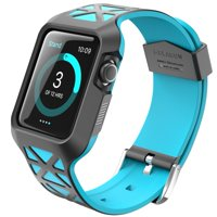 i-Blason Unity Series Hybrid Protective Case and Band for Apple Watch 42mm