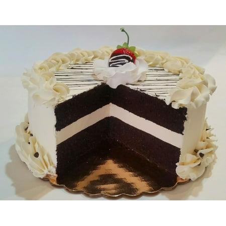 Large Sliced Fake Cake Display 9