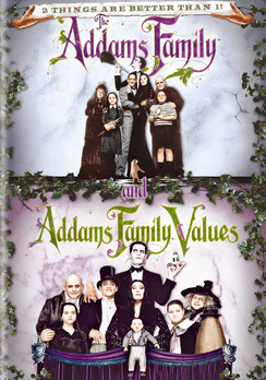 2 Movie Collection: The Addams Family and Addams Family Values (DVD) by UNIVERSAL STUDIOS HOME ENTERT.