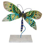 Standing Quilted Dragonfly
