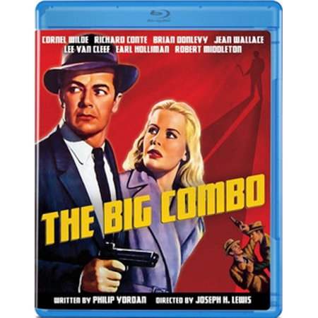 Image result for Big Combo blu ray