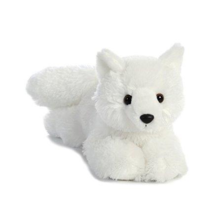 Aurora World Flopsie Toy Arctic Fox Plush, 12