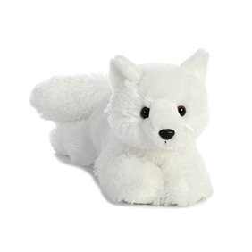 Silver Fox Stuffed Animal, Cuddlekins Arctic Fox Plush Stuffed Animal By Wild Republic Kid Gifts Zoo Animals 12 Inches Walmart Com Walmart Com