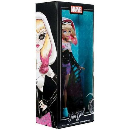 Marvel Madame Alexander Collection Spider-Gwen Doll