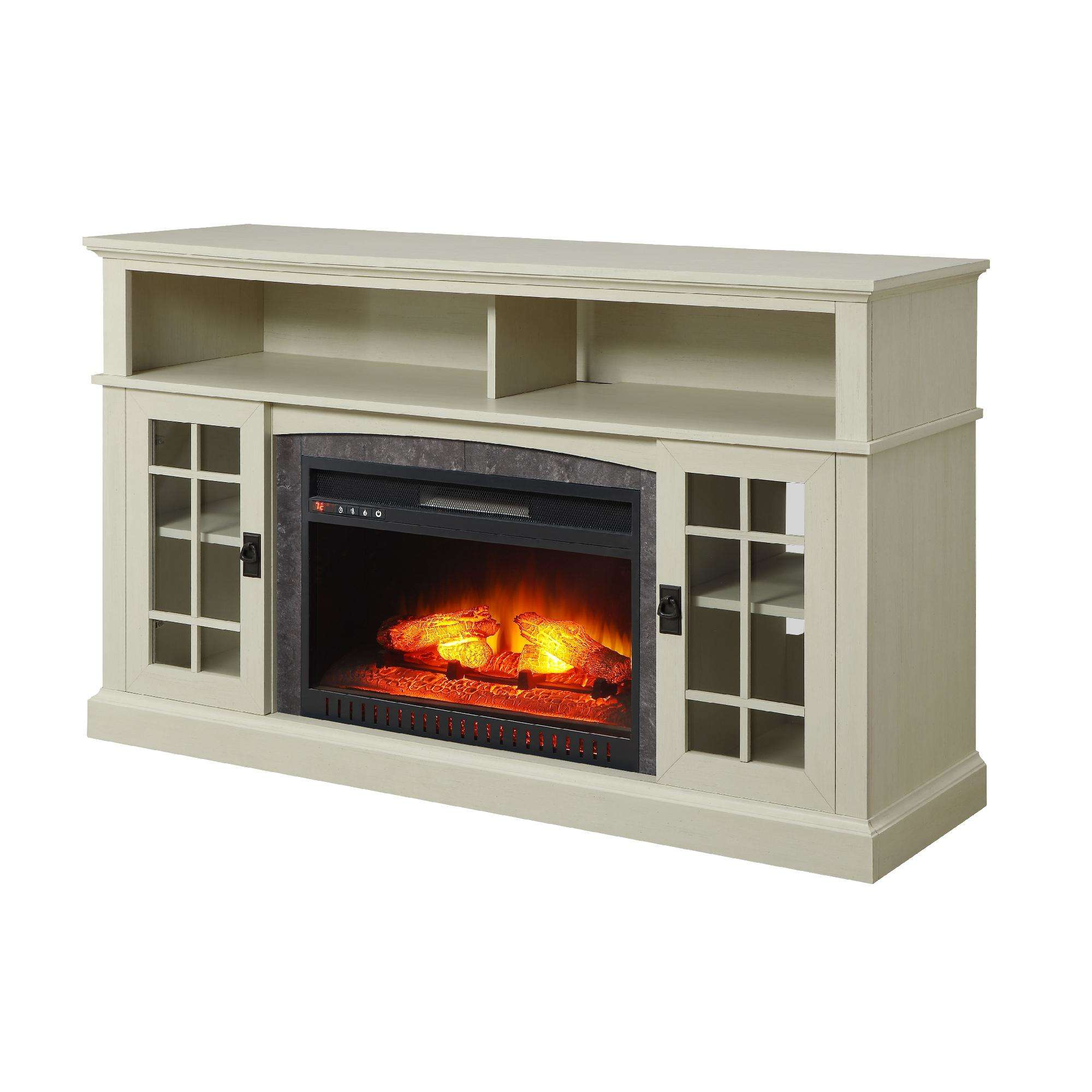 Better Homes And Gardens Mission A Fireplace For Tvs Up To 65 Com