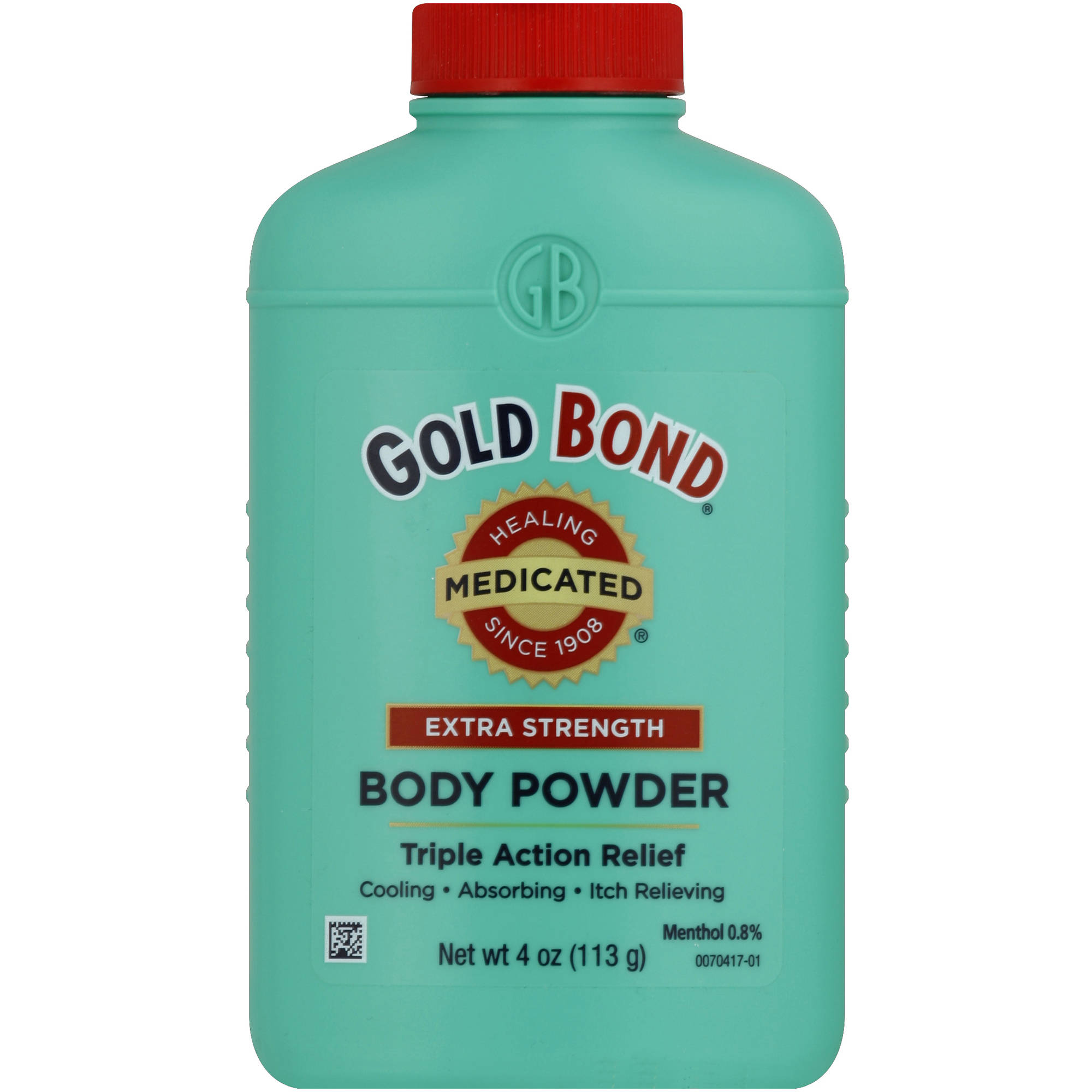Gold Bond Extra Strength Body Powder, 4 oz