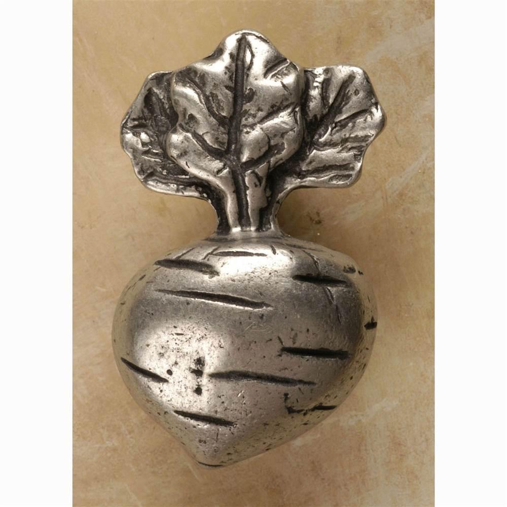 Radish-lg knob (Set of 10) (Antique Bronze)
