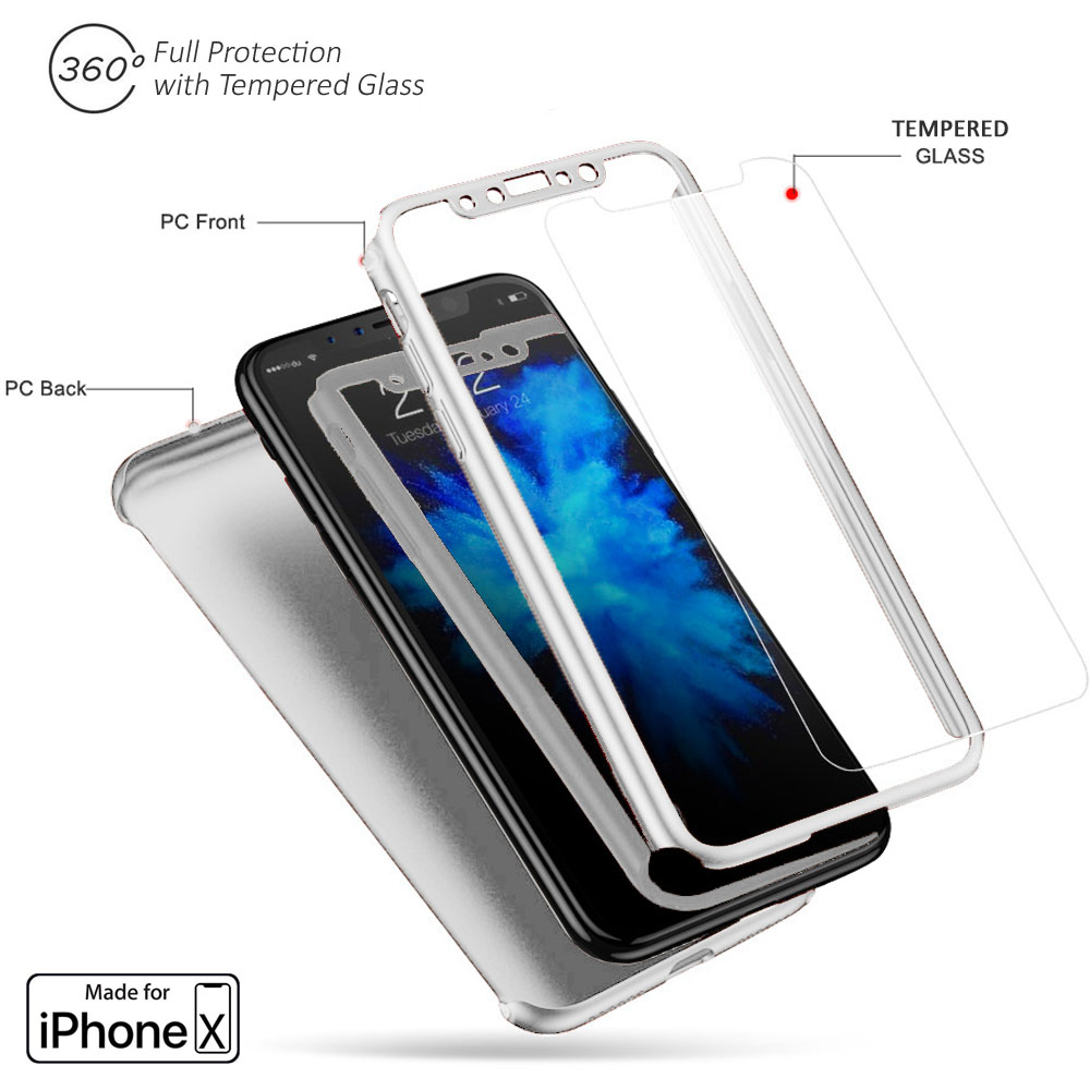 cover 360 iphone x
