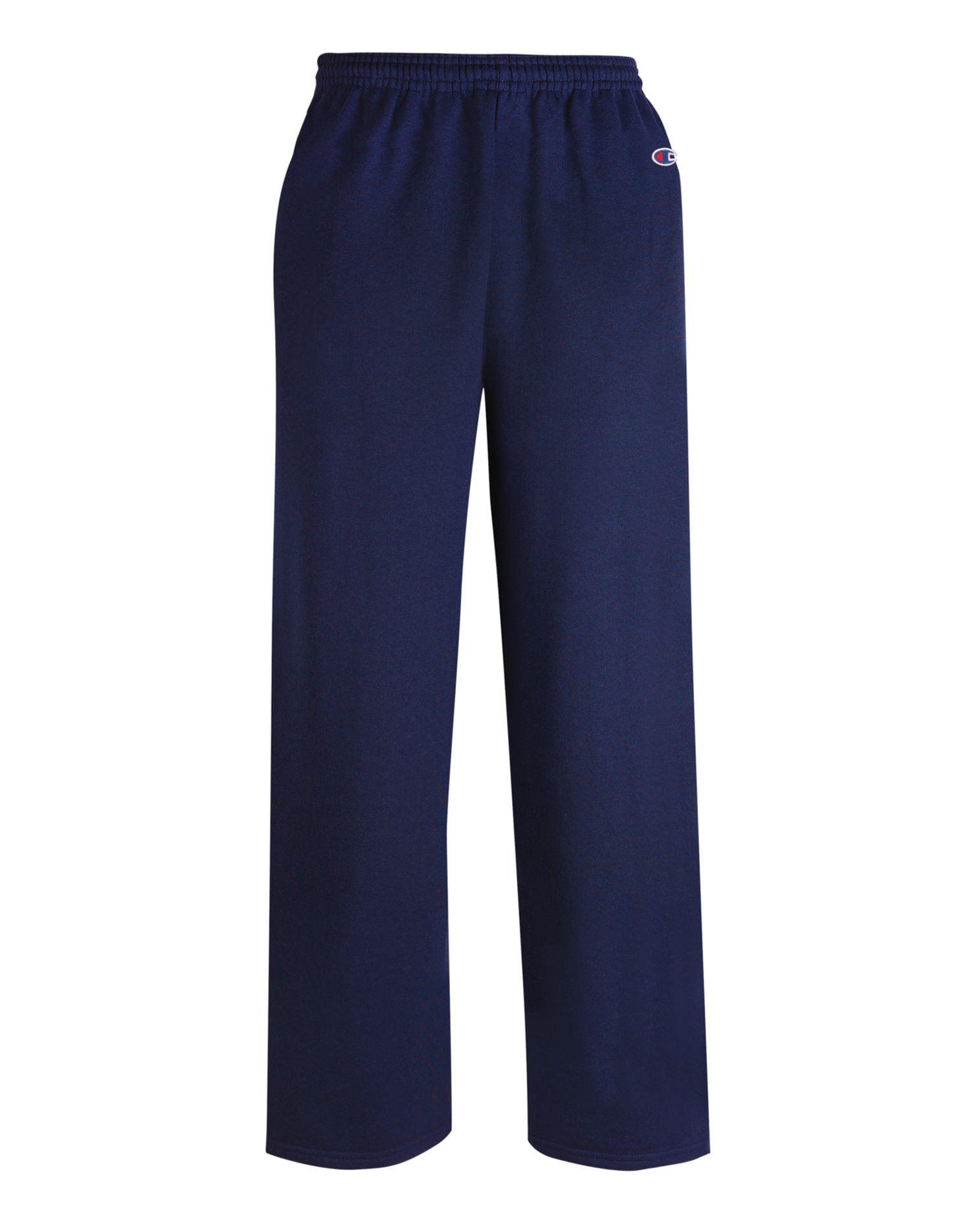 Champion Men/'s Double Dry Eco Fleece Sweat Pants 3 COLORS S-3XL