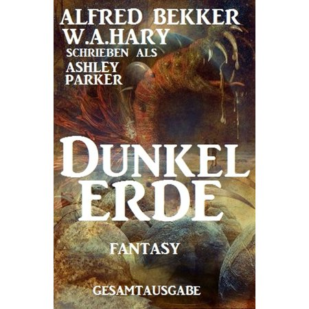 Ashley Parker Fantasy - Dunkelerde - eBook - Halloween Fantasy Ashley
