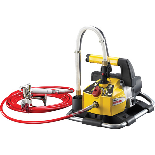 Wagner ProCoat V1 Airless Paint Sprayer, Yellow
