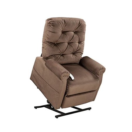 Mega Motion Easy Comfort BridgeWater LC-200 - Three Position Lift Chair - Chocolate ()