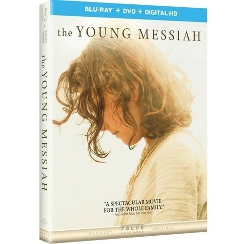 The Young Messiah (Blu-ray + DVD + Digital HD) (With INSTAWATCH)