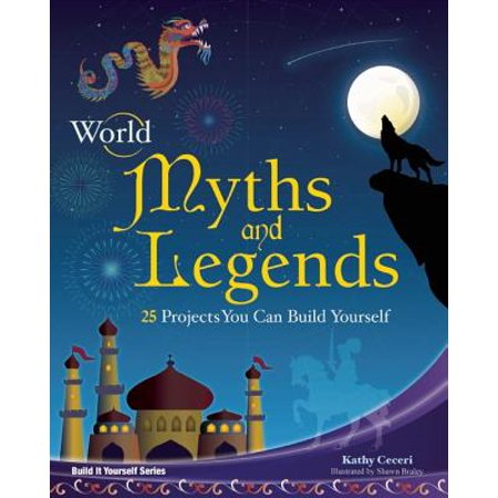 World Myths and Legends : 25 Projects You Can Build Yourself - Halloween Do It Yourself Projects