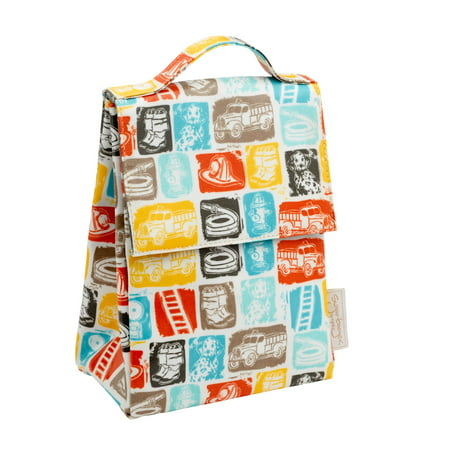 Sugarbooger Lunch Sack Firetruck