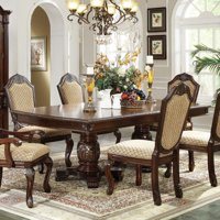 Acme Furniture Chateau De Ville Rectangular Dining Table