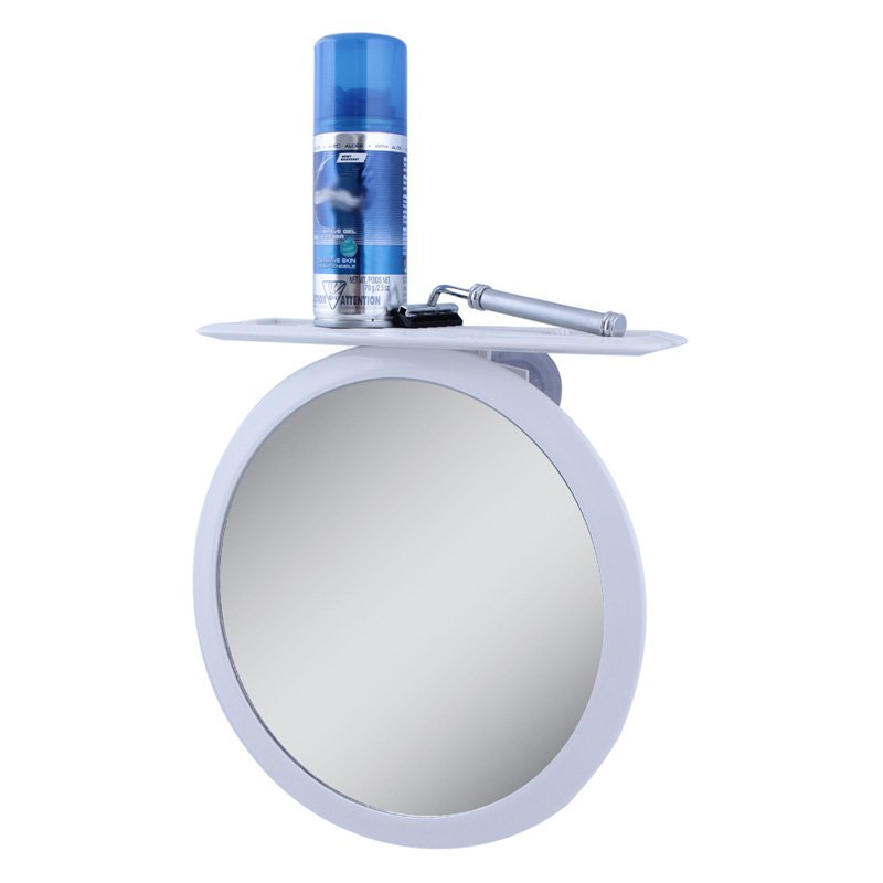 zadro adjustable fogfree ultra ii shower mirror