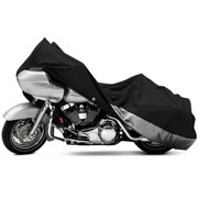 North East Harbor Motorcycle Bike Cover Travel Dust Storage Cover For Victory Cross Country