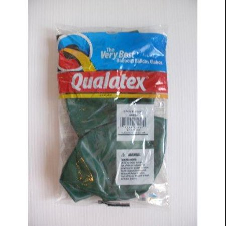 Koyal Wholesale Round Latex Giant Balloon (Pack of 2), 3', Grass Green - Balloon Wholesale