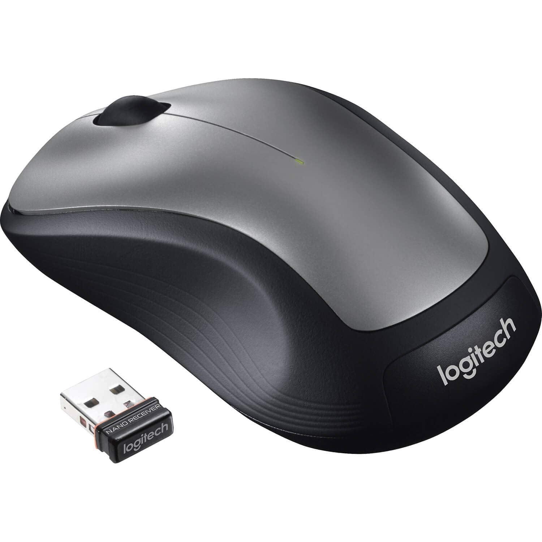 89b3bbd6873 Logitech MK335 Wireless Full Size Keyboard & Mouse Combo (Refurbished) -  Walmart.com