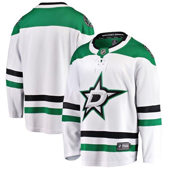 4a639e9c5 Dallas Stars Fanatics Branded Breakaway Away Jersey - White - Walmart.com