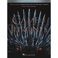 Game of Thrones - Season 8: Original Music from the HBO Series (Paperback)