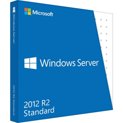 Microsoft Windows Server 2012 R.2 Standard (64-bit) 2 Processors by Microsoft