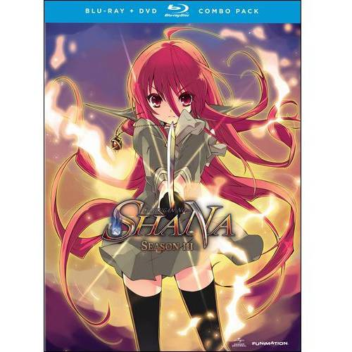 Shakugan No Shana: Season III, Part 1 (Limited Edition) (Blu-ray   DVD)