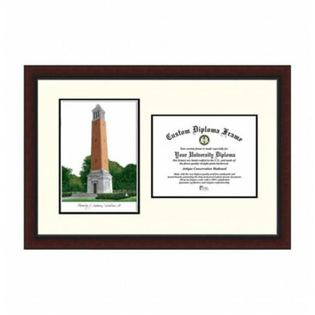 "University of Alabama, Tuscaloosa 8.5"" x 11"" Legacy Scholar Diploma Frame"