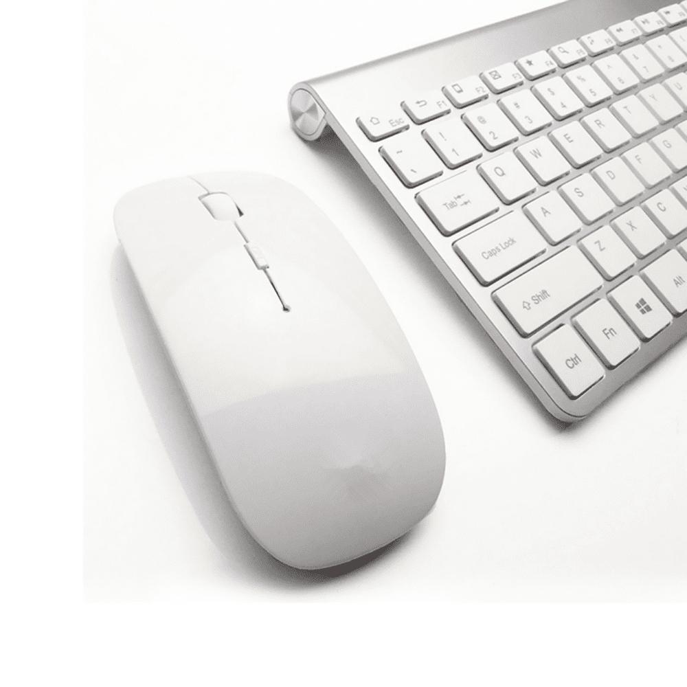 DZT1968Ultra-thin Mini Keyboard Suit 2.4 G Wireless Keyboard