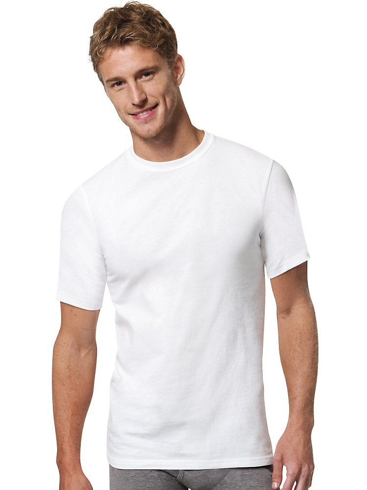 Colored undershirts for men
