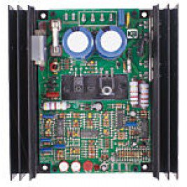 KBWT-110 (8603) DC Drive Pulse Width Modulated (PWM), Chassis 0-130 VDC, 1.2 HP, Chassis