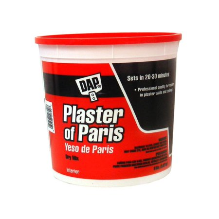 Plaster Of Paris 8lb Tub-White for $<!---->
