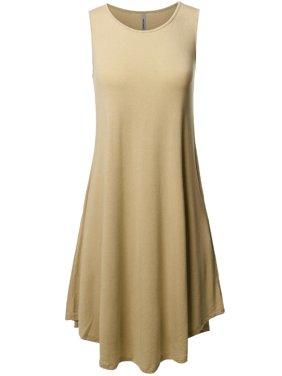 8ca338387c25c Beige Womens Dresses & Jumpsuits - Walmart.com