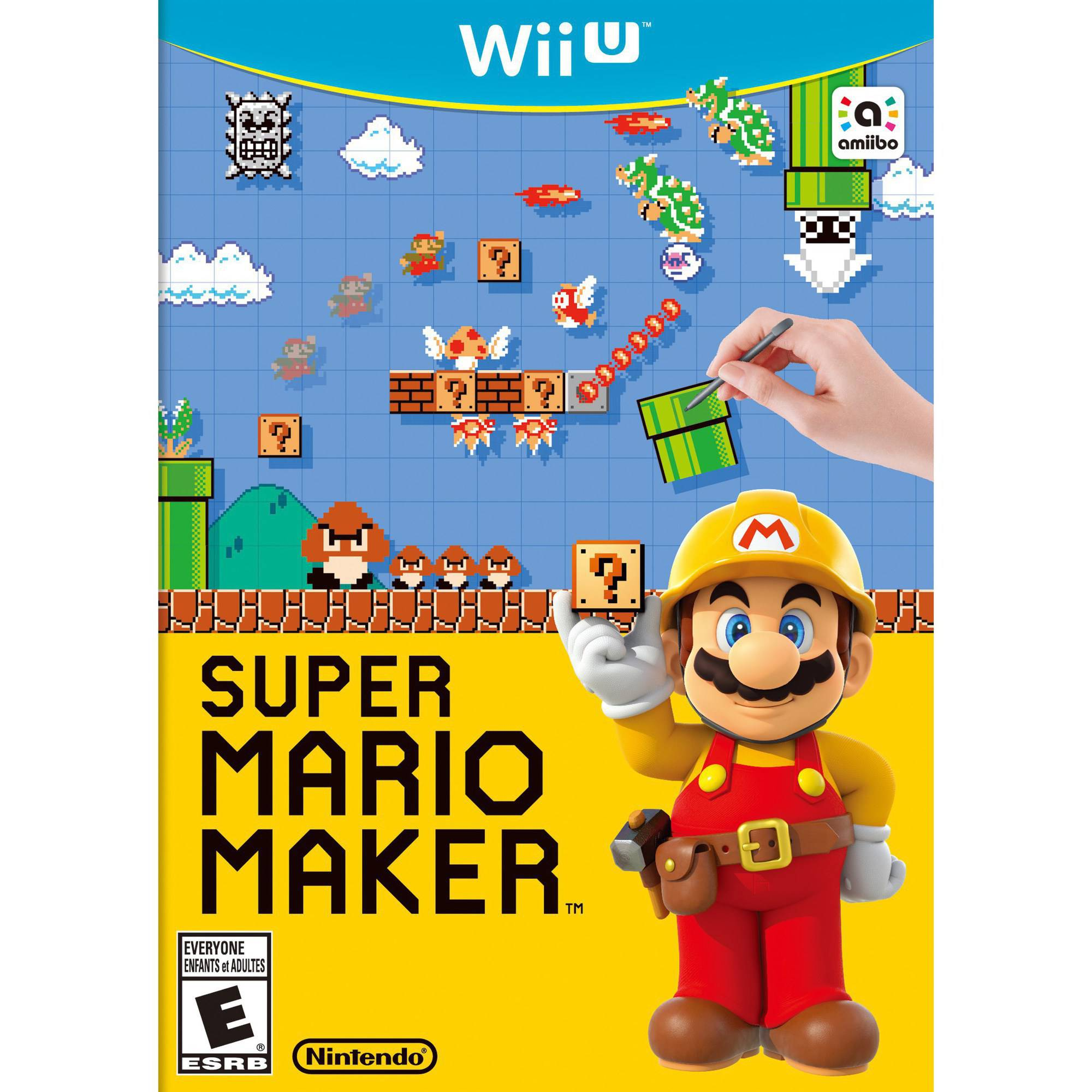 Super Mario Maker (Wii U) - Pre-Owned