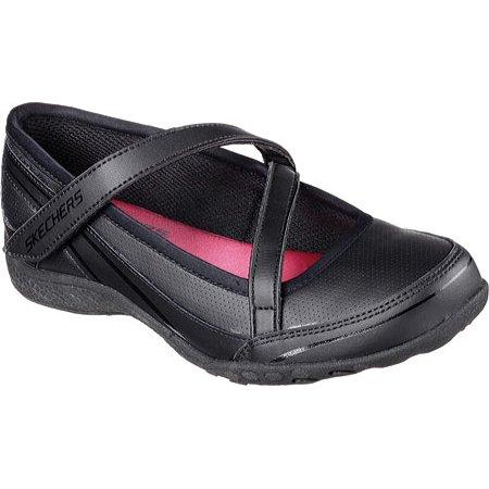 9151b0925b09 Skechers - Girls  Skechers Relaxed Fit Breathe Easy Scholastic ...