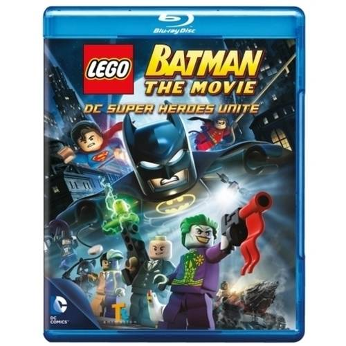 LEGO Batman: The Movie (Blu-ray + Digital HD With UltraViolet) (With INSTAWATCH)