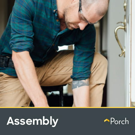 Installation and Assembly Services (Up to 1hr) by Porch Home (Condenser Assembly)