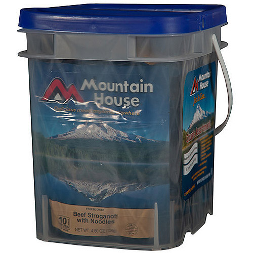 Mountain House Just In Case... Classic Bucket by Generic