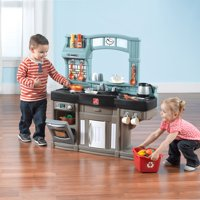Step2 Best Chef's Play Kitchen with 25 Piece Accessory Set