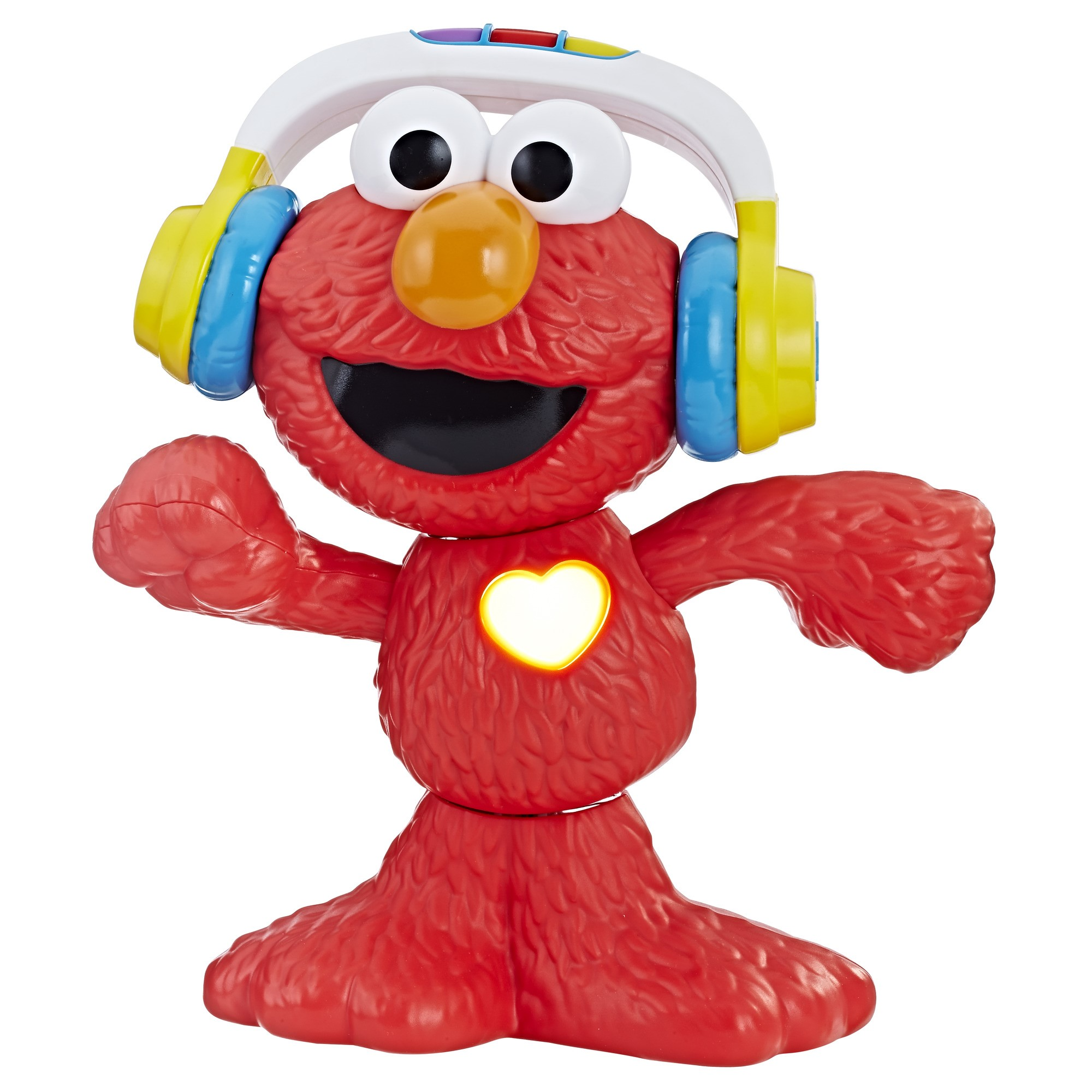 Sesame street let's dance elmo: 12-inch elmo toy that sings and dances