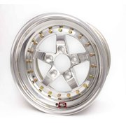 "Weld Racing Weld Star Wheel 15x10"" 5x4.75"" BC P/N 791P-510284"