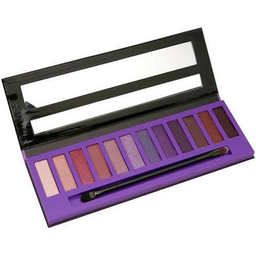 L.A. Girl Beauty Brick Eyeshadow Collection Palette, Ultra