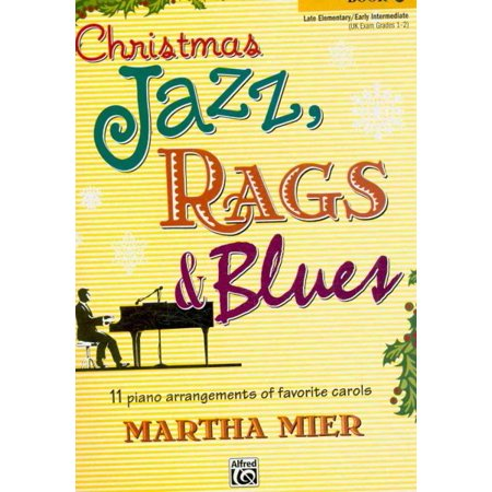 Christmas Jazz, Rags & Blues, Book