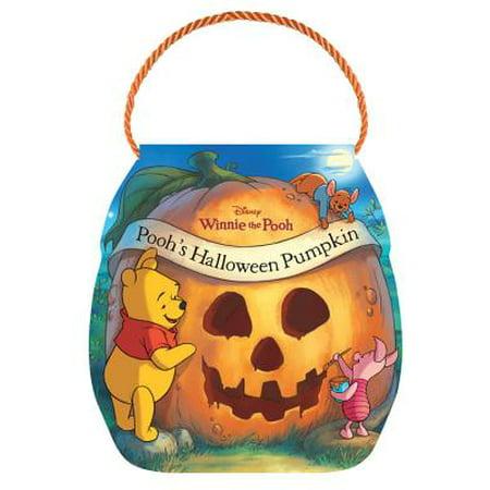 Poohs Halloween Pumpkin (Board Book)